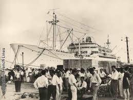 port saigon hochiminh city periode française