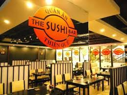 sushi-bar très agréable et bon