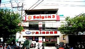 restaurant dimsum et autres spécialités chinoises. Excellentes nouilles