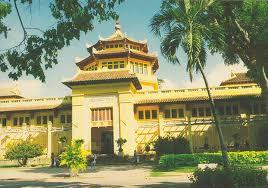 saigon-hochiminh ville-national museum history