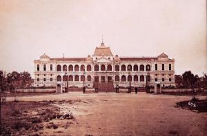palais norodom gouverneur saigon palais indépendance
