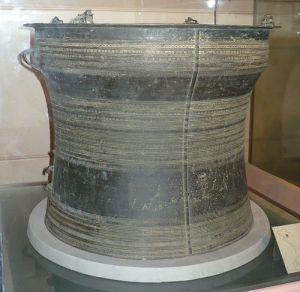 Culture Dong Son, musée histoire vietnam (crédit photo: Wikipedia)