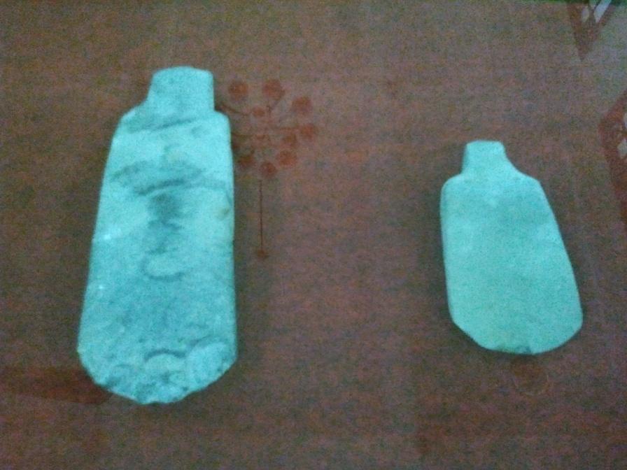 néolithique - Outils en forme de dents