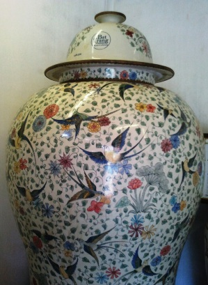 Artisan du Vietnam. Motif inspiré de la dynastie Ly