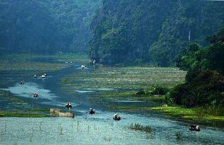 Tam Coc Hoa Lu 1ère capitale du Vietnam, dynasties Lê et Lý