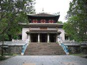 Temple des rois Hung édifìé dans l'enceinte du museum d'histoire nationale TpHCM