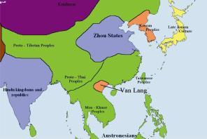 Royaume du Van Lang, le Vietnam à l'origine