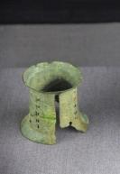 Bracelet en bronze. Une qualité de métallurgie et de raffinement datant de près de 3 millénaires.