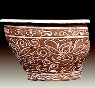 Braun ceramics Ly dynastie 10th-11th century - Gốm Lý