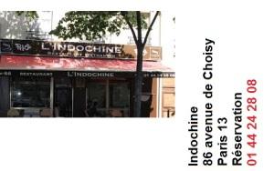 restaurant vietnamien - Choisy - Ivry - 75013