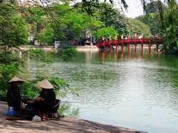 Lac Hoan Kiem - Pho Co -Vieille ville - vieux centre Hanoi