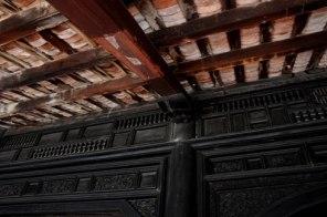 Toiture de la chapelle du diocèse de Saigon 1790