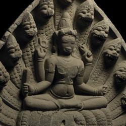 Vishnu - Tympan Tra Kieu