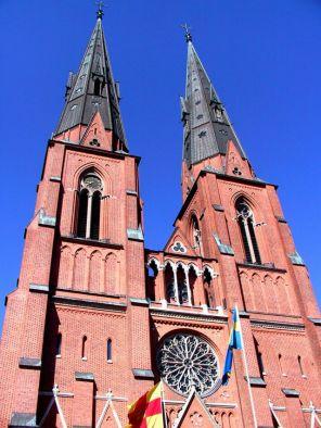 Cathédrale Gothique Suède